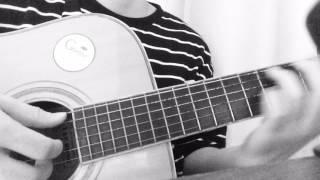 Đừng ai nhắc về anh ấy - Trà My idol ( Guitar cover )