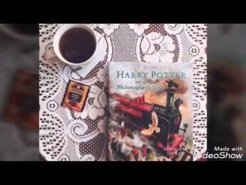 Изображение предпросмотра прочтения – СнежанаСарычева представляет буктрейлер кпроизведению «Гарри Поттер» Дж.К.Роулинг