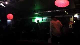 Jam session Fat Cat Jazz Club NYC. 06/04/14