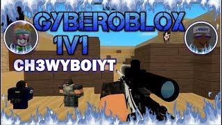 Roblox Counter Blox CH3WYBOIYT 1v1 Pt 2 | # 93