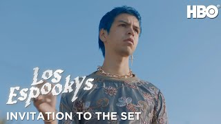 Los Espookys: Invitation to Set with Fred Armisen, Ana Fabrega, and Julio Torres | HBO