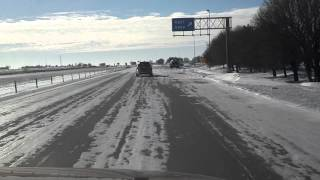icy drive i 57 south exit 223