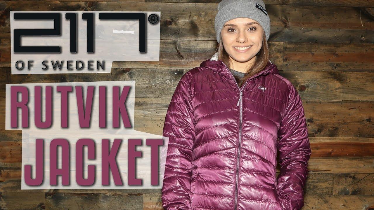 2117 of Sweden Rutvik Jacket Womens