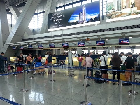 Manila Ninoy Aquino International Airport | NAIA | #Philippines