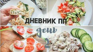 Дневник ПП /день 2- Alisa Zaharova