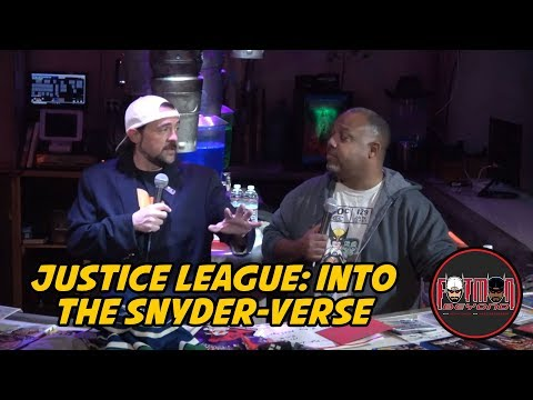 Justice League: Into the Snyder-Verse