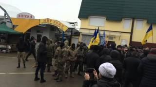 7-км  - Рейдерский захват 31 января 2016