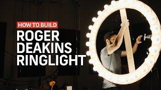 كيفية جعل روجر ديكنز خاتم الضوء | تقنيات السينما