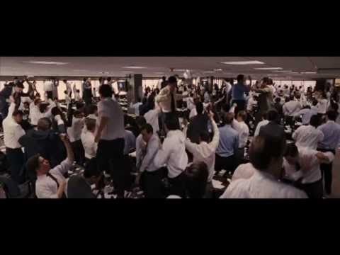 The Wolf of Wall Street - Chest Beat Office