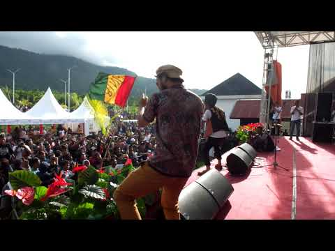 Live Ras muhamad ft Toke. Jayapura papua skow