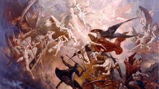 """Закон Божий.  Выпуск 16.  Ветхий Завет. """"Сотворение невидимого мира -  Ангелов"""""""