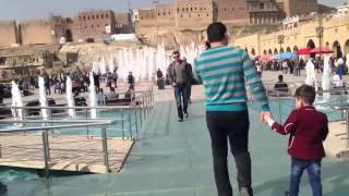قلعة اربيل في العراق