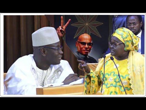 Le député Woré Sarr clashe Aly Ngouille