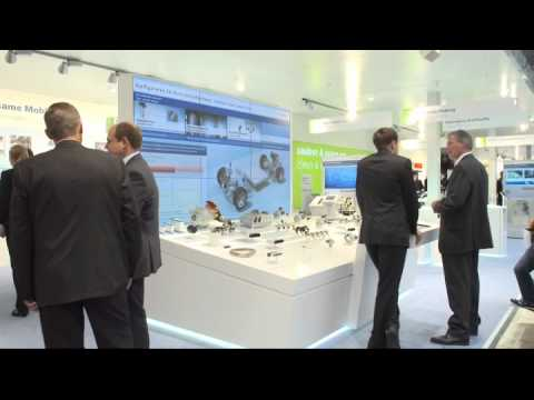 Bosch at the 64th IAA 2011 in Frankfurt (German)