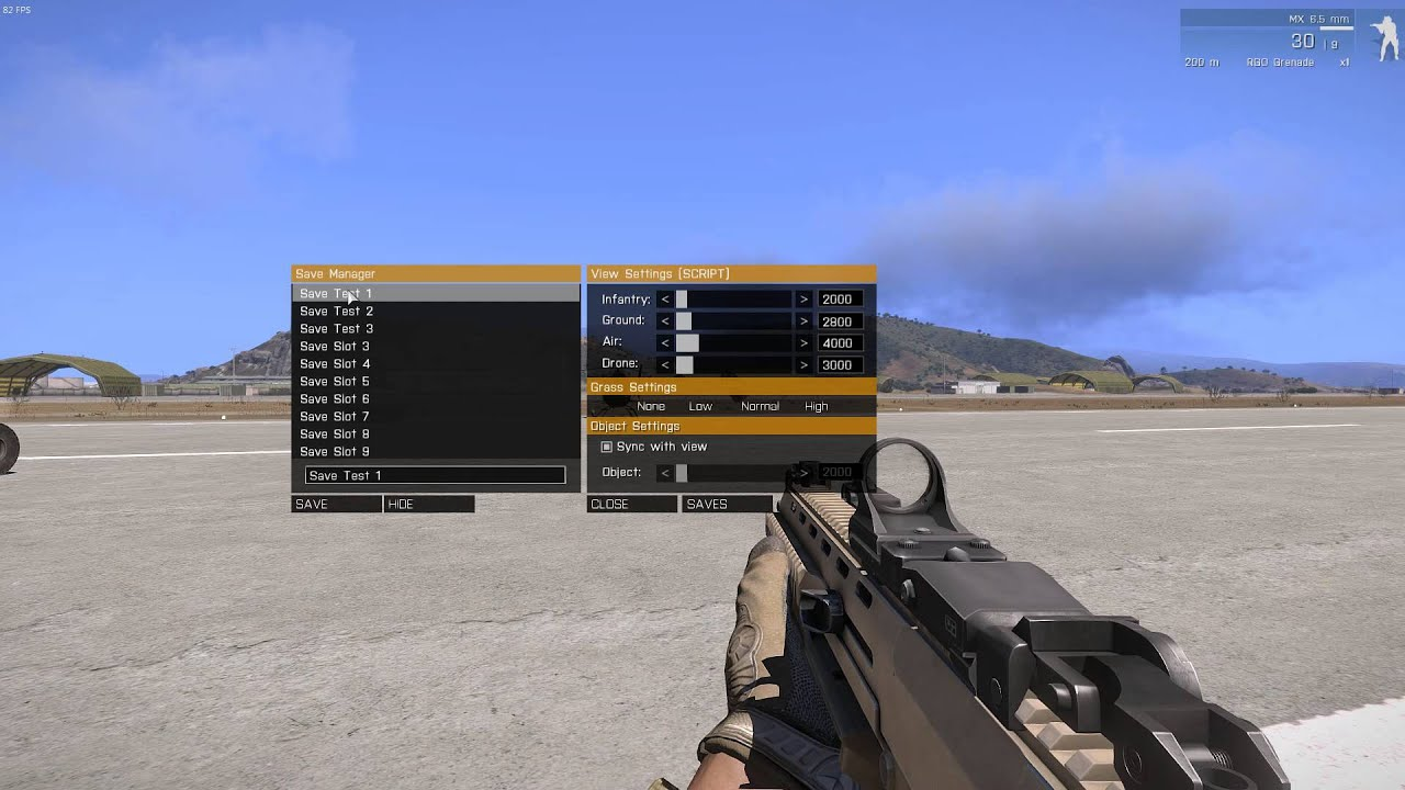 Arma 3 Server View Distance arma 3: view distance update