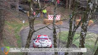 Rallye du Pays Avallonnais 2018