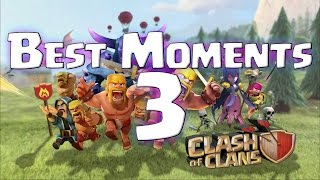 Clash of clans Funny MOMENTS Ep. 3 w/ GODSON (Funny skits & comedy)