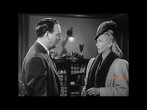 Behind Green Lights (1946 Film Noir/Drama HD 24p)