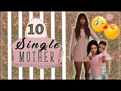 💋 Single Mother #10 💋 Happy Family?