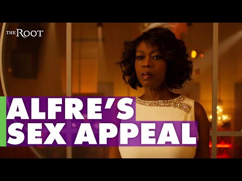 Alfre Woodard Brings Sexy Back in Season 2 of 'Luke Cage'