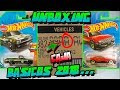 UNBOXING - CAJA/CASE A HOT WHEELS BÁSICOS 2018 - FIRST CASE HOT WHEELS 2018