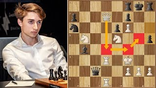Carlsen's Second vs Carlsen's Nemesis    Dubov vs Giri    FIDE Grand Prix (2019)