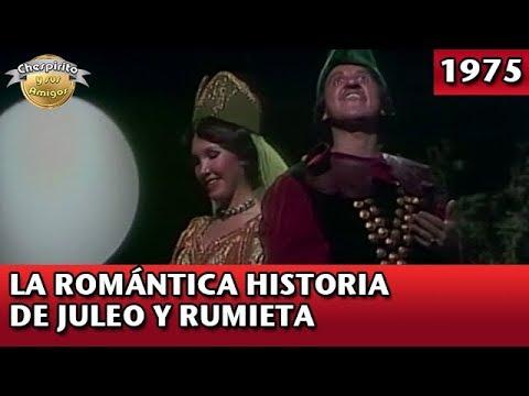 El Chapulín Colorado | La romántica historia de Juleo y Rumieta (Completo)