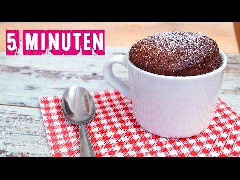 Kuchen Rezept 5 Minuten