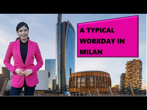 A day in the life of an Expat in Milan | Expat Life Milano, Italy