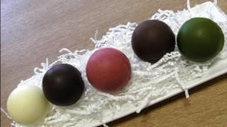Valentine Capsule Chocolate Meiji Deco Assort バレンタイン カプセル チョコレート thumbnail