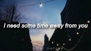 Drown - Cuco x Clairo / Lyrics