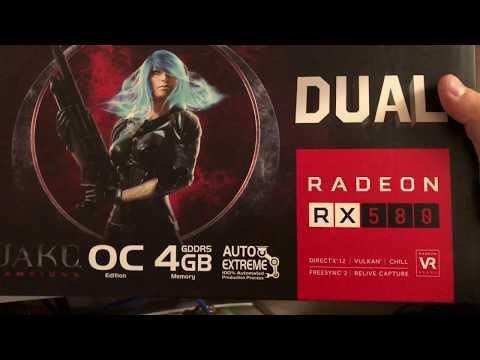 Прошивка ASUS DUAL-RX580-O4G