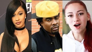 Wale Jokes on Atlantic Records for Signing Artist Like Cardi B, Bhad Bhabie & Possibly 52 Savage