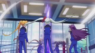 Fuuka Reventon first transform fail Vivid Strike