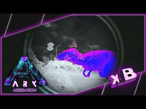 Tek RAIL GUN & Full Tek Gear! :: ARK: Aberration :: E24