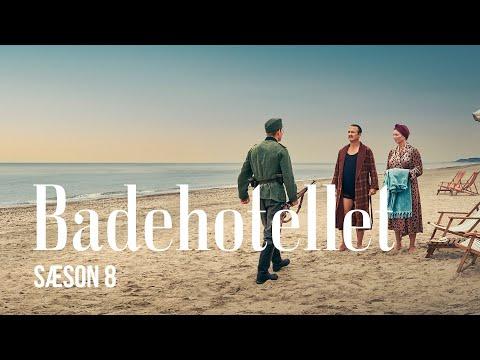 BADEHOTELLET SÆSON 8 - DVD & Blu-ray d. 9. april