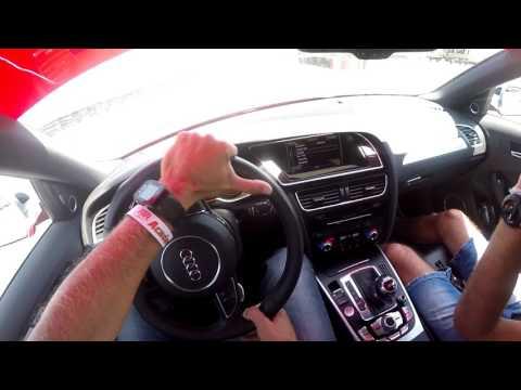 Eran Audi RS ATA TUR ROmania