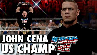 WWE 2K15 John Cena The United States Champ is Here T-Shirt (Expected to be see on RAW 30/03/2015)