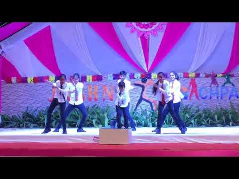 jame raho  | students life theme dance performance