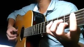 Lời từ trái tim anh guitar cover