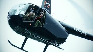 #83: Helikopter Paintball (Real Life COD) [OPDRACHT]
