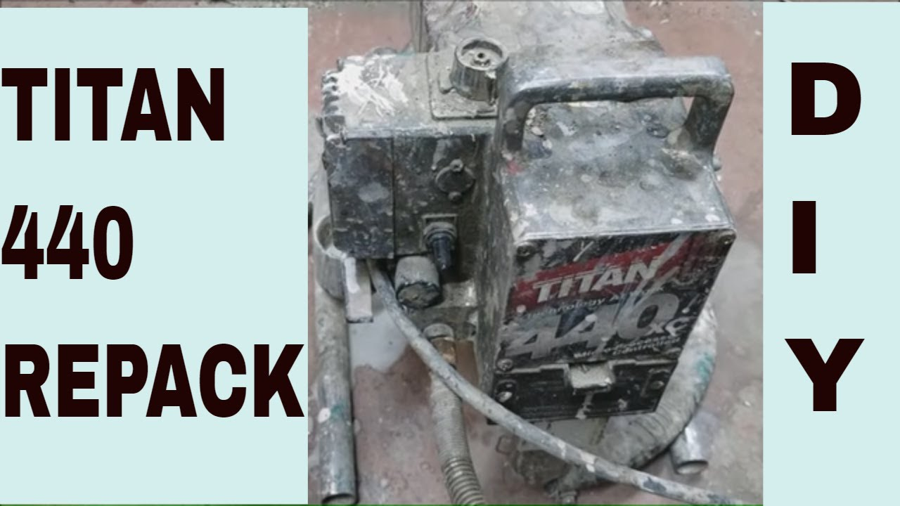 titan 440 440i 440xc 440 epic rebuild backyard style