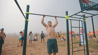 Фестиваль пляжных видов спорта
