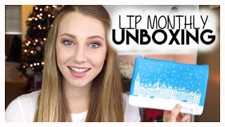 Lip Monthly UNBOXING! Thumbnail