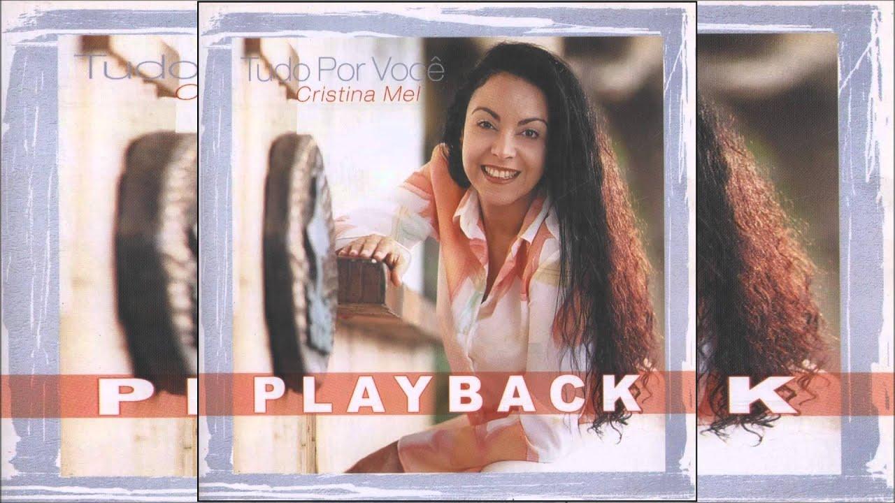 Cristina Mel Tudo Por Voce Playback 2001 Youtube