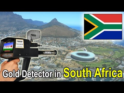 Gold Detectors in South Africa from Orient Technology Group