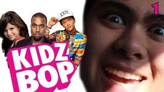 Reacting to KIDZ BOP | Let's Make a Bop Part 1 | Eric Ta
