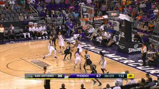 Brittney Griner Puts in 23 Points Against the Stars
