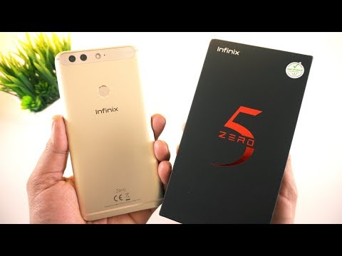 Infinix Zero 5 Unboxing   Surprise For You All   Direct From Dubai.