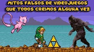 6 Mitos Falsos de Videojuegos que Todos Creímos Alguna Vez - Pepe el Mago